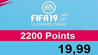 FIFA Points (2200 Points)